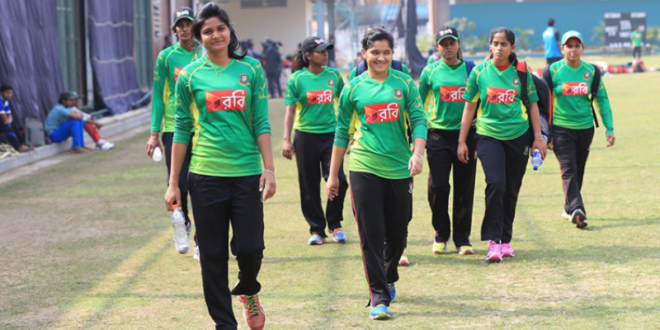 Bangladesh women\'s squad named for national camp.
