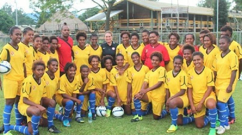 PNG braces to host U20 FIFA Women\'s World Cup.