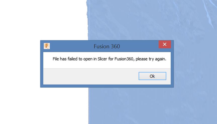 Solved: File won\'t open in Slicer.