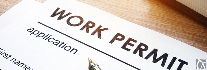 Simplified work permit process for foreign workers launched.
