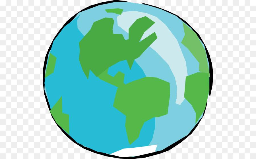 World Globe Clip Art.