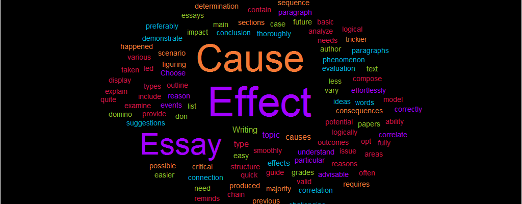 How to Write a Great Cause and Effect Essay.
