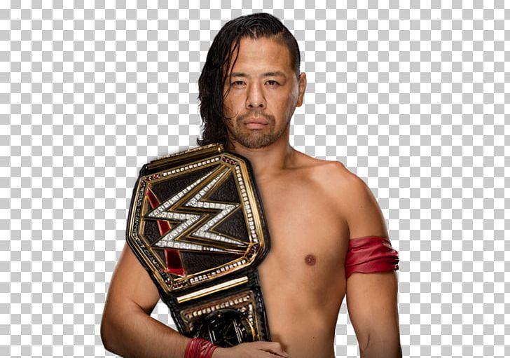 Shinsuke Nakamura WWE Championship WWE SmackDown WWE.