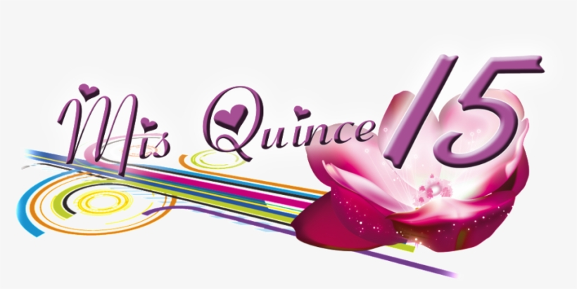 Download Free png Xv Años Png Mis Quince Años Logo Png PNG.