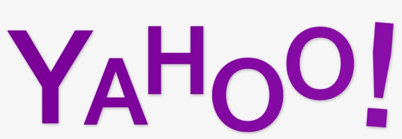 Yahoo Logo In Helvetica.