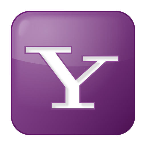 Icon Transparent Yahoo #8786.