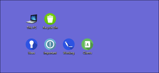How to Customize Your Icons in Windows.