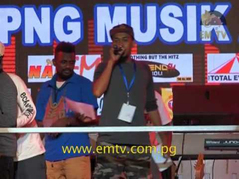 13th YUMI FM PNG Musik Awards Spectacle.
