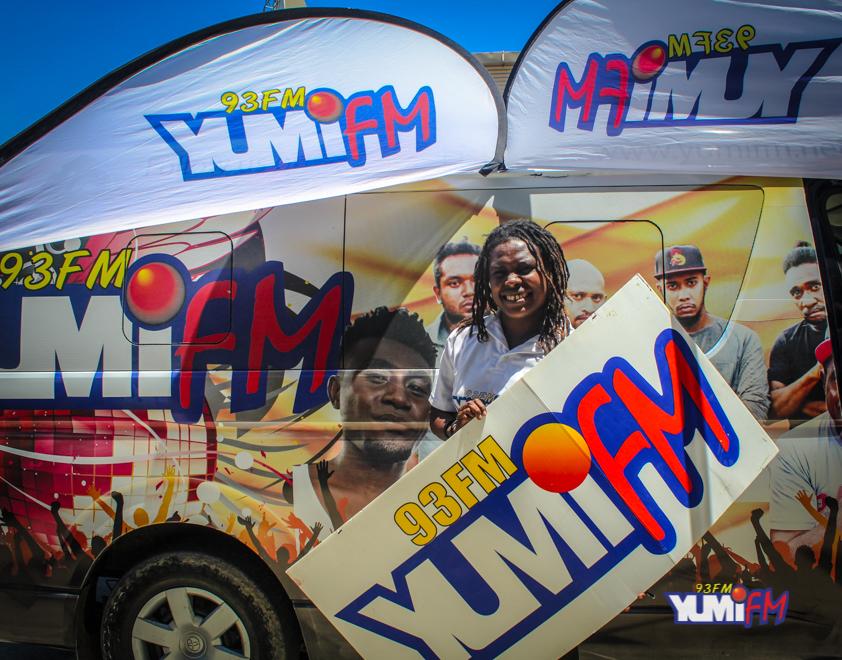 YUMI FM.