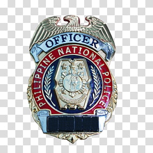Philippine National Police transparent background PNG.