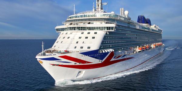 P&O Britannia Cruise.