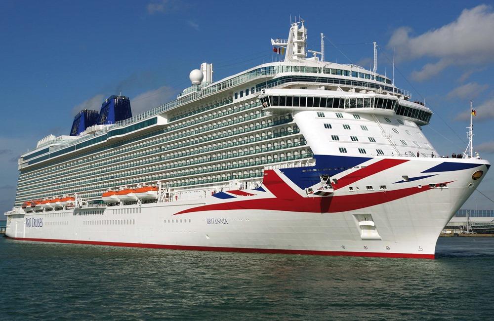 P&O Cruises.