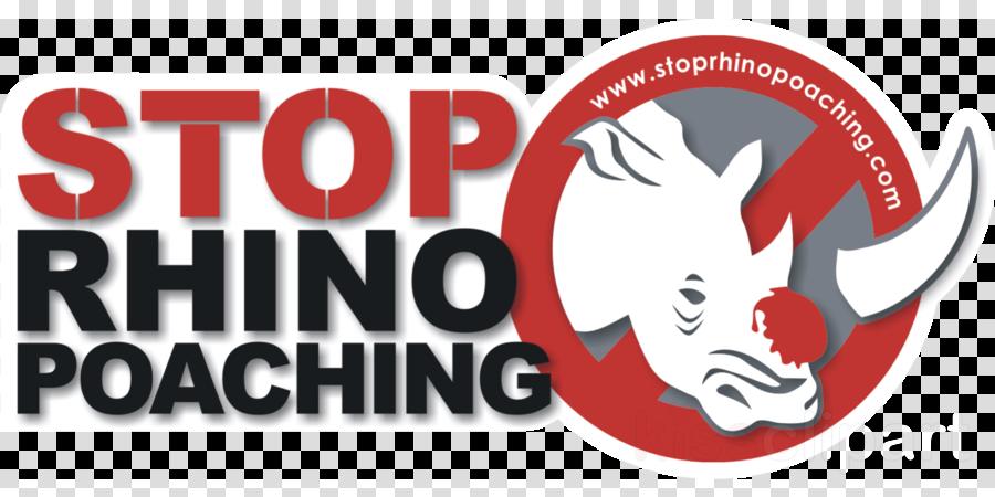 Download stop rhino poaching clipart Rhinoceros Poaching.