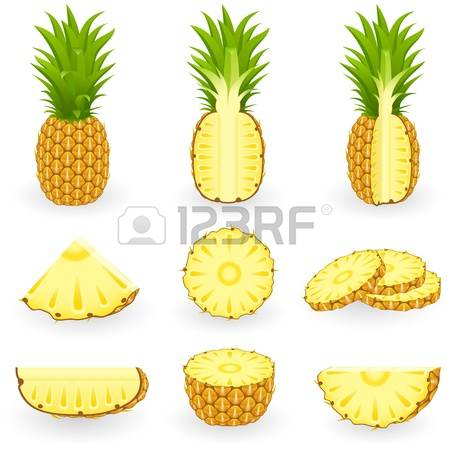 16,013 Pineapple Cliparts, Stock Vector And Royalty Free Pineapple.