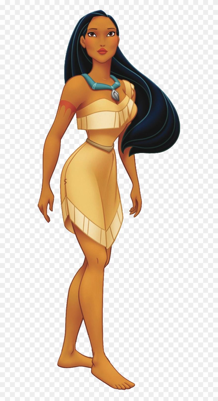 Pocahontas Disney Clipart (#2630910).
