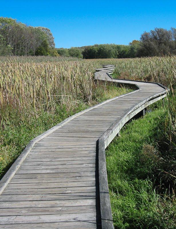 Pochuck Valley Boardwalk.
