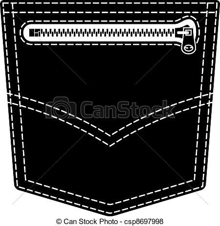 Pocket Clip Art Free.