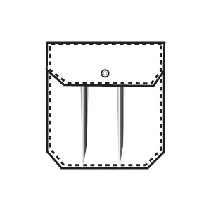 Shirt Pocket Clipart.