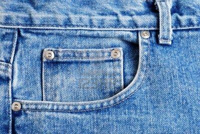 breeches pocket.