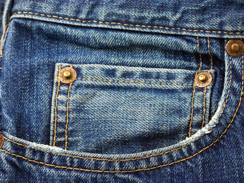 What that little pocket in your jeans is really for.