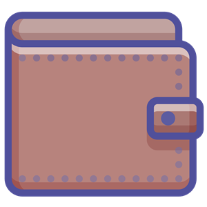 wallet or pocket book clipart, cliparts of wallet or pocket.