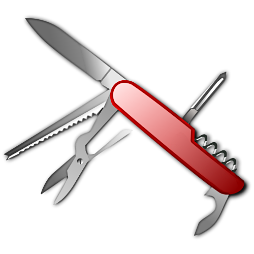 Knife Clipart.