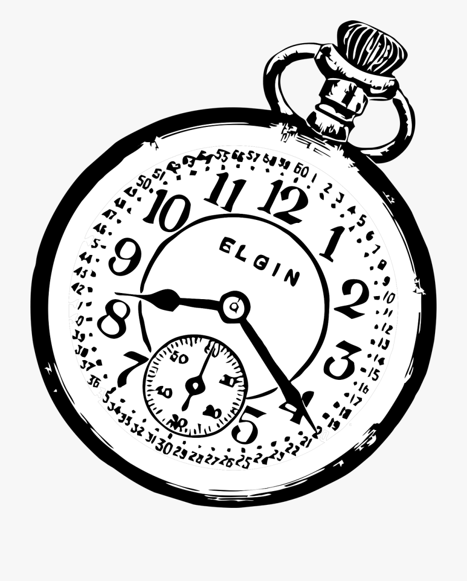 Pocket Watch, Watch, Clock, Time.