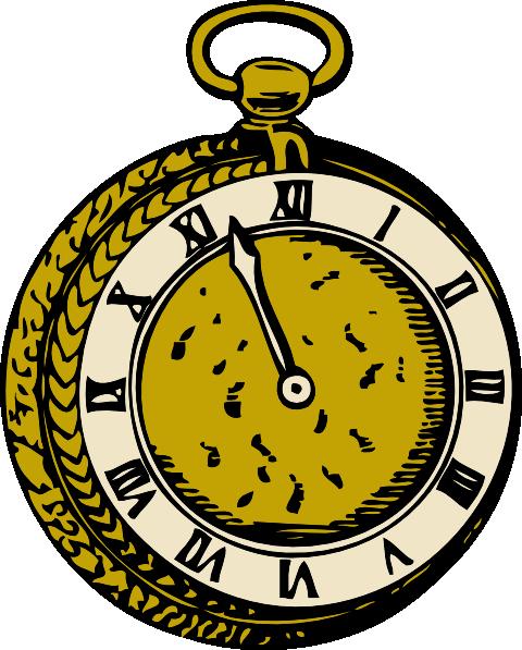 Showing post & media for Pocket watch clip art cartoon.