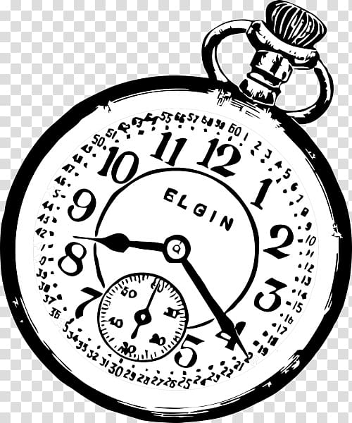 Pocket watch Open, watch transparent background PNG clipart.