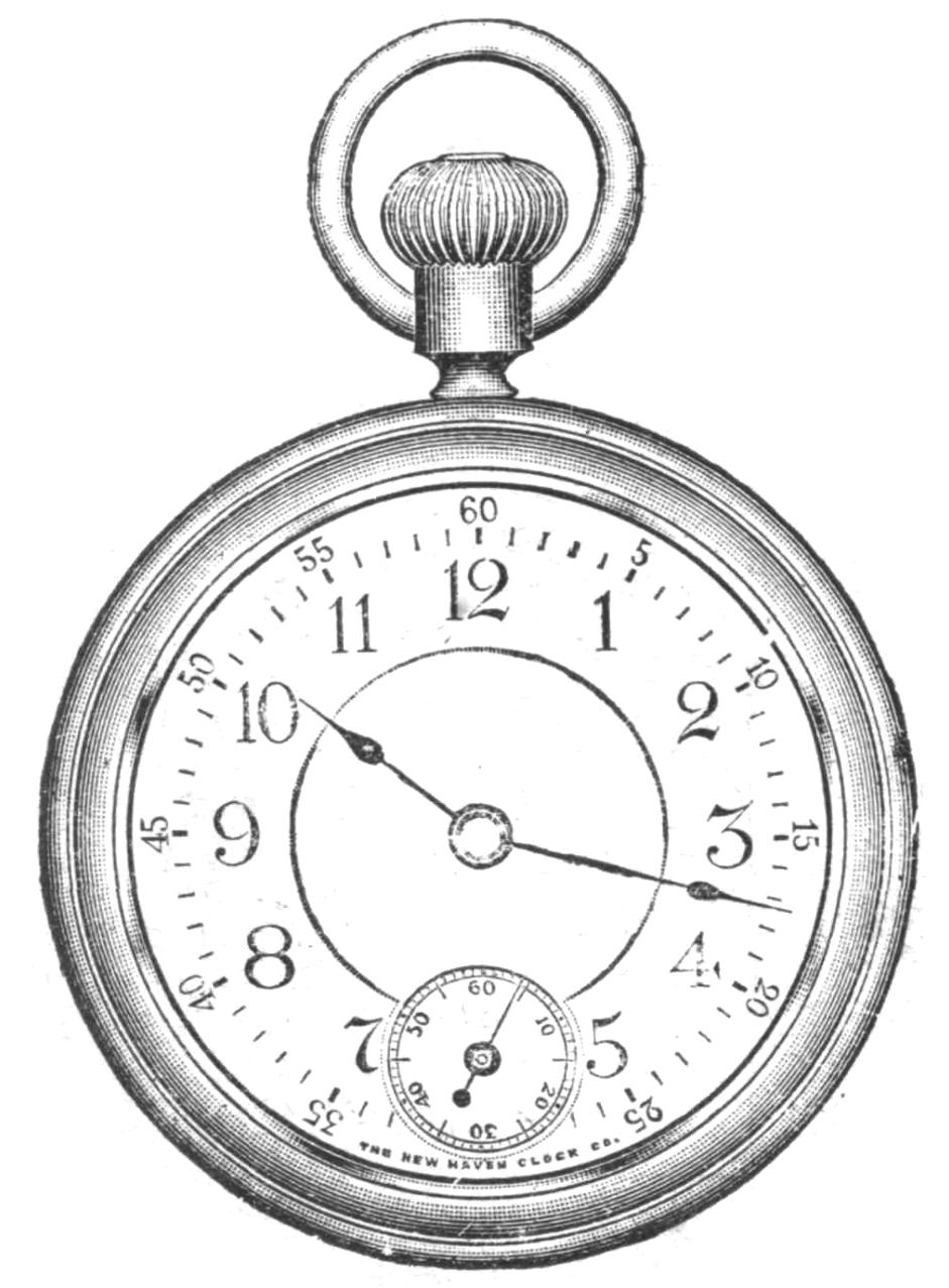 PNG Pocket Watch Transparent Pocket Watch.PNG Images..