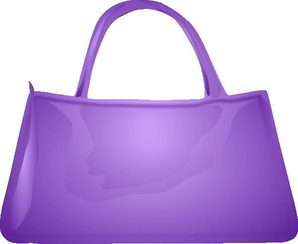 Handbag Purse Clipart.