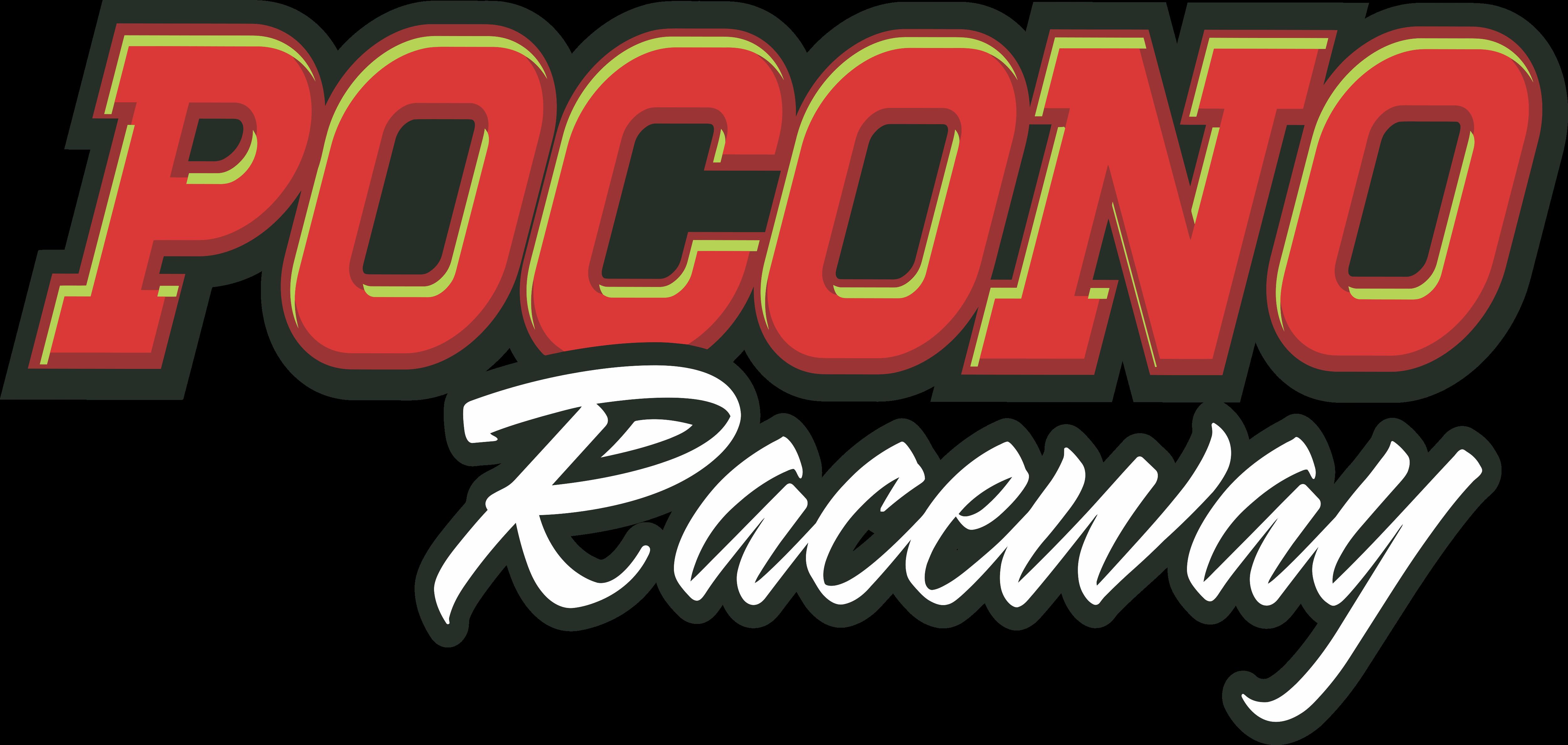 Pocono Raceway.