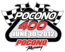 2012 Pocono 400.