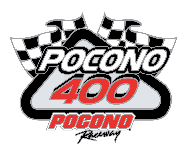 Pocono Raceway Logos.