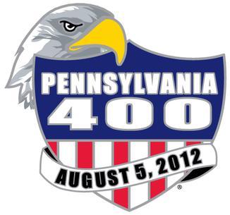 2012 Pennsylvania 400.