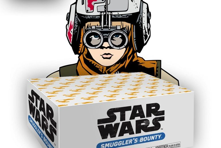 August 2019\'s Star Wars Smuggler\'s Bounty Box Gets a.