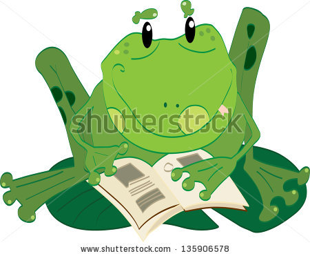 Wise Frog Stock Photos, Royalty.