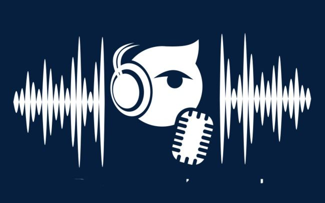 Music Podcast Logo PNG, Clipart, Broadcast, Headset, Logo.
