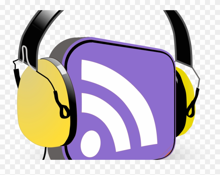 Transparent Icon Podcast Logo Clipart (#4875022).
