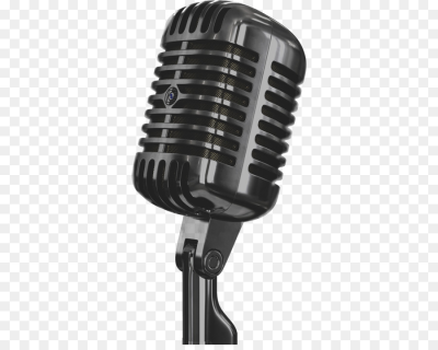 Microphone PNG.
