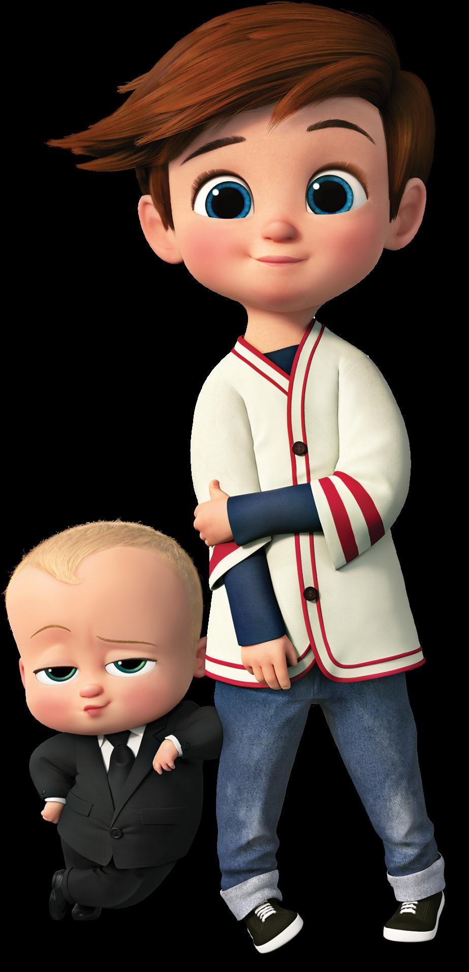 O Poderoso Chefinho Baby E Tim Png.