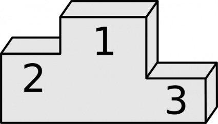Clipart podio » Clipart Portal.