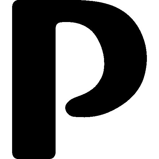 Podio social logo Icons.
