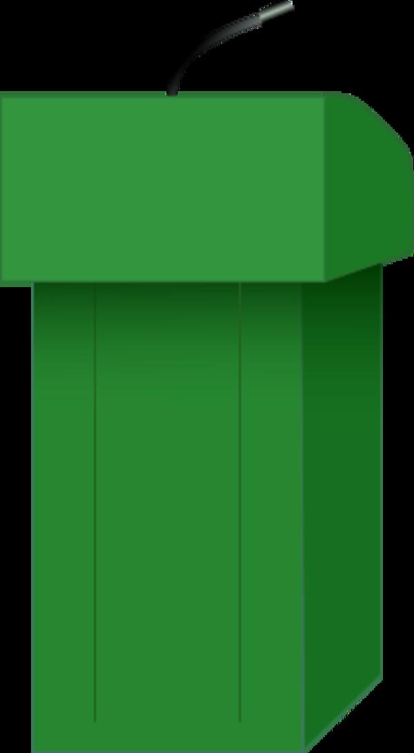 Podium Clipart.