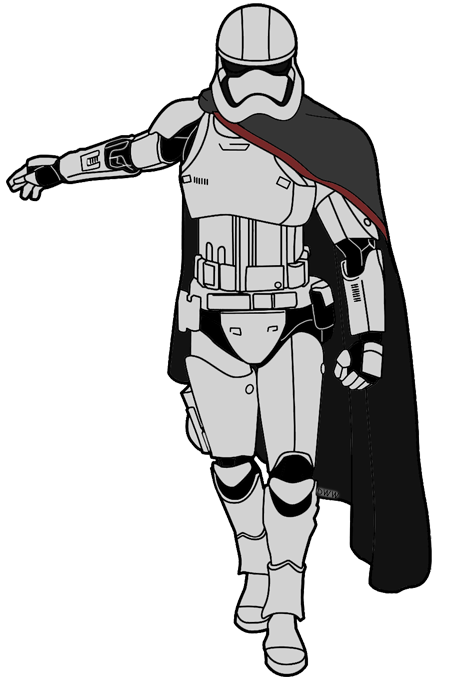 Disney star wars poe clipart.