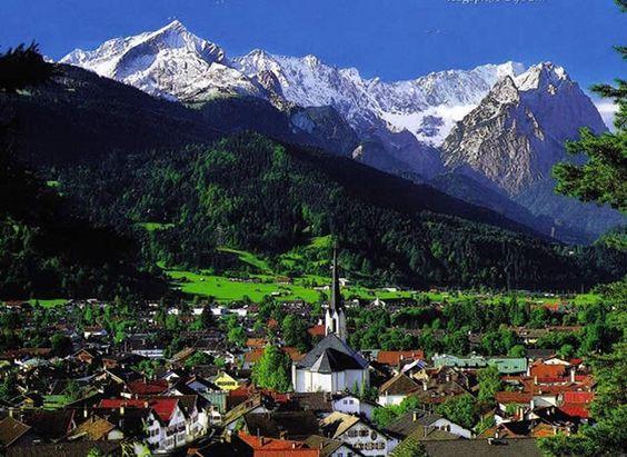 Watch: Garmisch.
