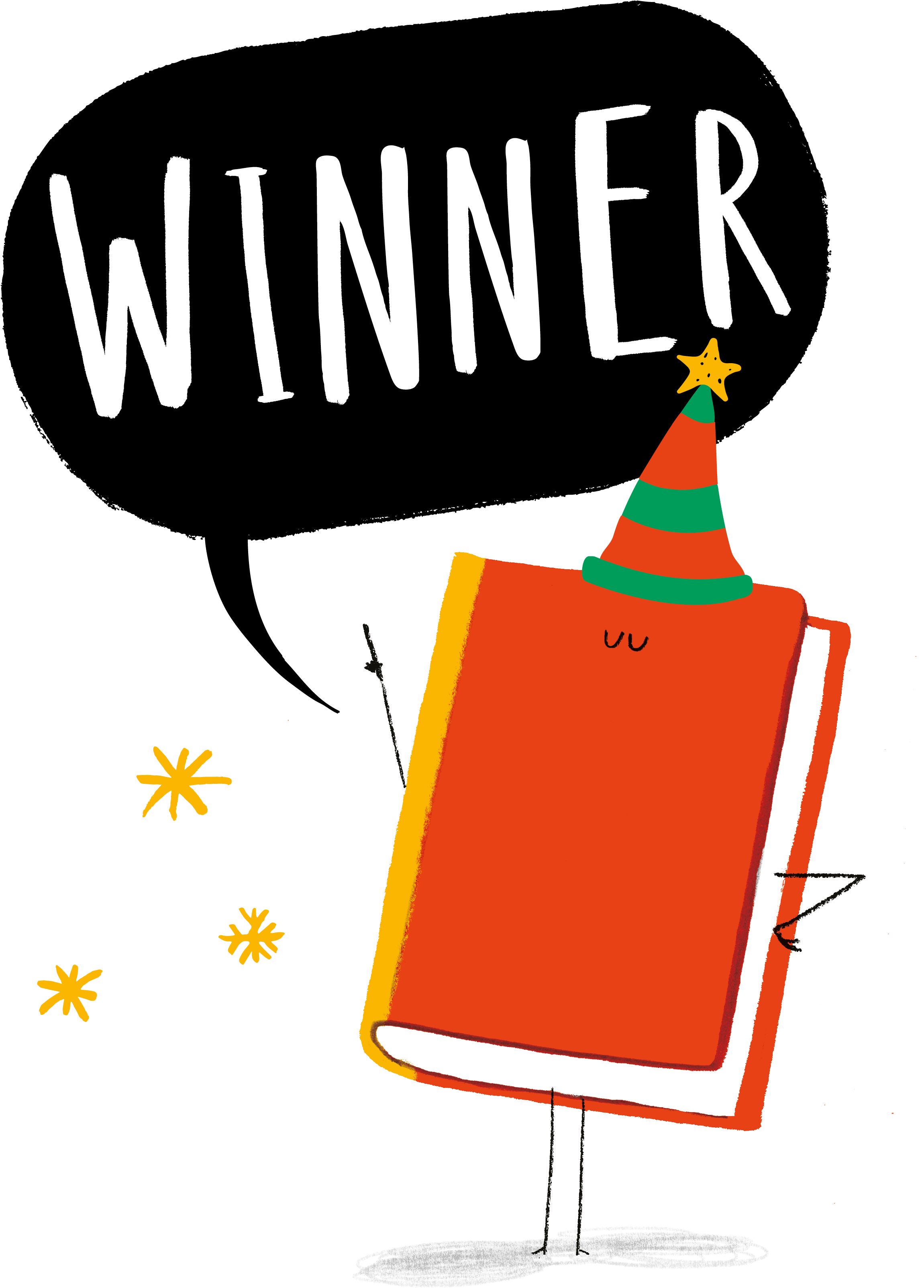 Christmas Competition Winners World Book Day Mystery.