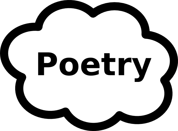 Poetry Clipart.