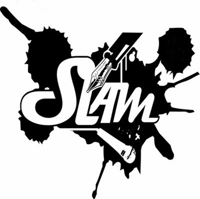 JAM BAM Poetry Slam Modern poets and spoken word artists.