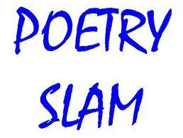 Poetry Slam Clip Art.